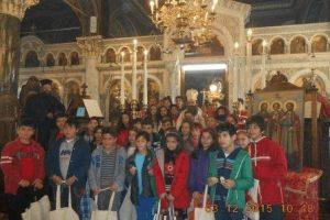 Εορτή του Αγίου Αγγελή του Αργείου στην Ι.Μ. Χίου