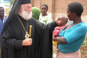 Πατριάρχης Αλεξανδρείας Θεόδωρος: Ας σπείρουμε την αγάπη και την ειρήνη, όπως έκανε ο Κύριός μας
