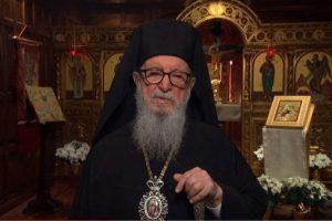 Το χριστουγεννιάτικο μήνυμα του Αρχιεπισκόπου Αμερικής Δημητρίου