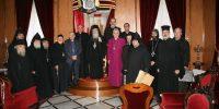 Συνάντηση Αρχηγών των Εκκλησιών στο Πατριαρχείο Ιεροσολύμων