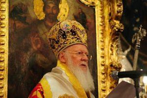 """Ο Οικουμενικός Πατριάρχης στο Χριστουγεννιάτικο Μήνυμα 2015: """"Το Βρέφος Ιησούς … πολιτικός πρόσφυξ"""""""