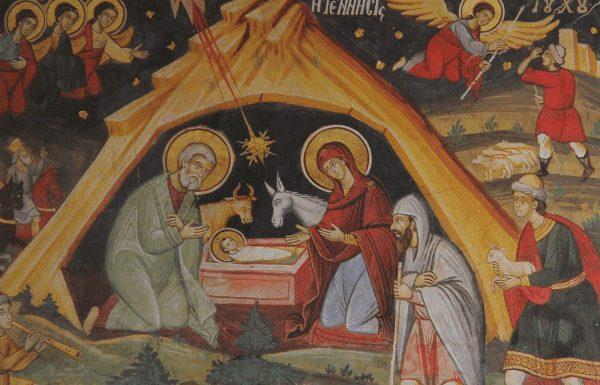 You are currently viewing Η εγκύκλιος  του Οικουμενικού Πατριάρχη για τα Χριστούγεννα