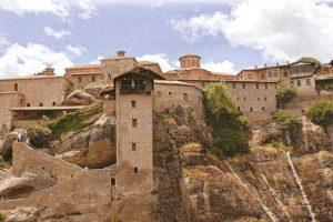 Ιστορική ακτινογραφία στην Ιερά Μονή του Μεγάλου Μετεώρου