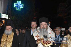 Υποδοχή Λειψάνων του Αγίου Λουκά Συμφερουπόλεως στην Ι.Μητρόπολη Καλαμαριάς