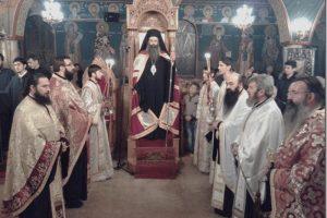 Η εορτή του Αγίου Ελευθερίου στην Ι.Μ.Κίτρους
