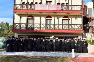 Ιερατική Σύναξη των Κληρικών της Ι.Μ. Λαγκαδά (ΦΩΤΟ)