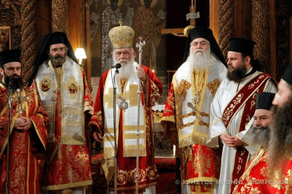 "You are currently viewing Αρχιεπίσκοπος Ιερώνυμος: ""Αυτά τα Χριστούγεννα ας εορτάσουμε την ξενιτειά μας από τις συμβάσεις"""