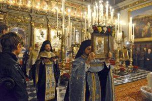Η εορτή του Αγίου Νικολάου στην Ι.Μ.Ιταλίας