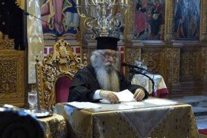 Σύναξη Κληρικών στην Ι.Μ. Καστορίας