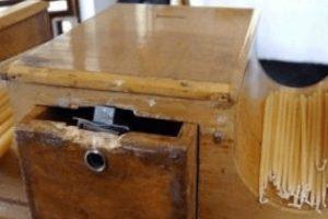 Καστοριά: Διέρρηξε τέσσερις φορές το ίδιο παγκάρι