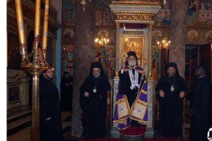 Η εορτή του Πατριαρχικού Ναού Οσίου Σάββα της Αλεξάνδρειας