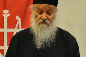 Εκοιμήθη ο π. Χαρίτων Χαραλαμπίδης στα Γιαννιτσά