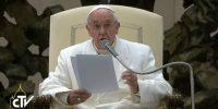 Μηνύματα Πάπα Φραγκίσκου με πολλούς αποδέκτες
