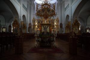 Ο  Πατρών Χρυσόστομος στην πανήγυρη της Σκήτης του Αγίου Ανδρέα Αγίου Όρους
