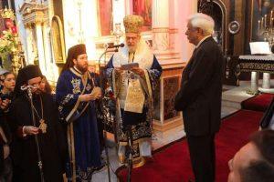 Η Σύρος τίμησε τον Πολιούχο της Άγιο Νικόλαο  παρουσία του ´ΠτΔ κ. Παυλόπουλου