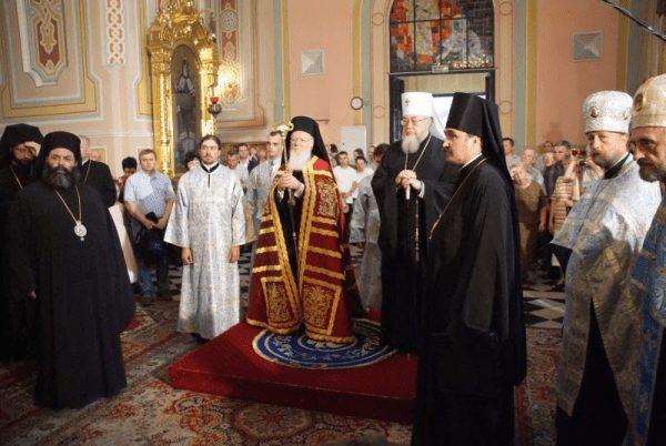 You are currently viewing Επίσκεψη Οικουμενικού Πατριάρχη Βαρθολομαίου στην Πολωνία