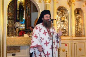 Χίου Μάρκος: «Εμείς επιθυμούμε η Εκκλησία να αλλάξει τον κόσμο, όχι ο κόσμος την Εκκλησία.»