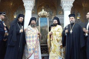 Το νησί της Ζακύνθου τίμησε τον Άγιο Διονύσιο