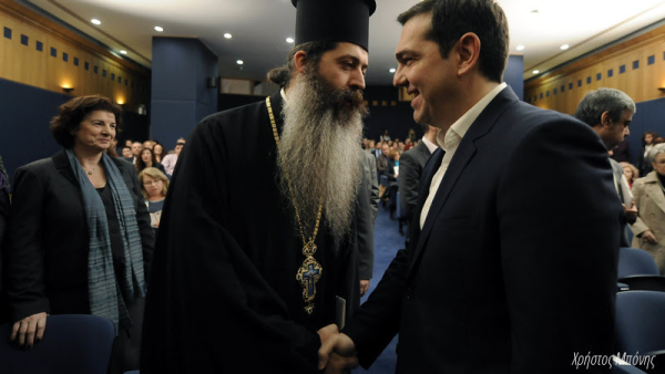 You are currently viewing O Πρωθυπουργός και ο Πρωτοσύγκελλος!