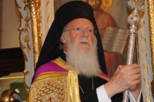 Δύο επισκέψεις το χρόνο στη Σμύρνη ο Οικουμενικός Πατριάρχης Βαρθολομαίος