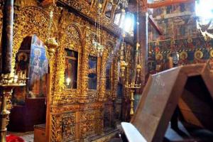 Στόχος ιερόσυλων ακόμη ένας ναός στο Πωγώνι