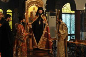 Η εορτή του Μεγάλου Βασιλείου στην Ι.Μ.Νέας Ιωνίας: παράδειγμα θείας συμπόρευσης
