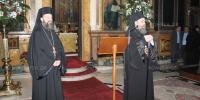 Ο εορτασμός των Τριών Ιεραρχών στην Ι.Μ. Θεσσαλιώτιδος,  με ομιλητή τον Αρχιμ. Επιφάνιο Οικονόμου