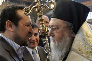 Αντιδράσεις από τις δηλώσεις του Μητροπολίτη Κορίνθου κατά του Αλ.Τσίπρα