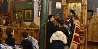 Η εορτή της μνήμης των Αγίου Αθανασίου και Κυρίλλου Πατριαρχών Αλεξανδρείας στην Ι.Μ.Λαγκαδά