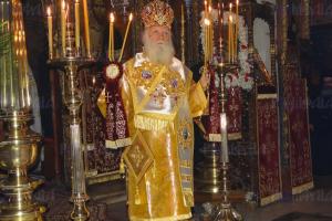 Εορτασμός Αγίου Γεδεών του Καρακαλληνού