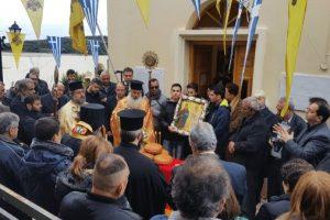 Τον Αγ. Μάρκο τον Κωφό τίμησε ο Πολιτιστικός Σύλλογος Κωφών και Βαρήκοων Ρεθύμνου