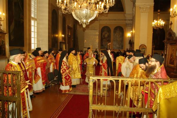Η εορτή του Αγίου Πλάτωνος, Προστάτου και Πάτρωνος της Εκκλησίας της Εσθονίας (ΦΩΤΟ)