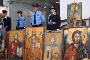 Αλβανοί ιερόσυλοι  ρημάζουν εκκλησίες των Σκοπίων και εμπορεύονται τις εικόνες