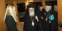 Ο Αρχιεπίσκοπος Αλβανίας Αναστάσιος χαιρέτησε εκδήλωση στην Αθήνα αφιερωμένη στο χριστιανικό τραγούδι (ΦΩΤΟ)