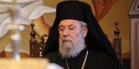 """Αρχιεπίσκοπος Κύπρου Χρυσόστομος: """"Η Εκκλησία δεν θα πωλήσει περιουσία στα κατεχόμενα"""""""