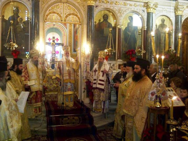 Η Ι.Μ.Μαντινείας τίμησε τους διατελέσαντες Μητροπολίτες και Ιερείς της