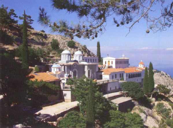 Τί συμβαίνει με τη Μονή των Αγίων Πατέρων στη Χίο; Ποιά στοιχεία οδήγησαν το δικαστήριο σ´αυτή την ερμαφρόδιτη απόφαση και γιατί;