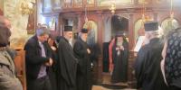 Εορτή του Αγίου Βασιλείου στα Ιεροσόλυμα