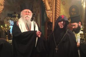 Ενθρονίστηκε η νέα Ηγουμένη της Ιεράς Μονής Σκαφιδιάς