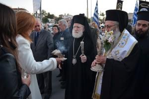 100 έτη ζωής και προσφοράς του ναού στην τοπική κοινωνία της Κύπρου