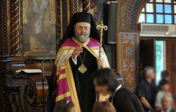 """Κορίνθου Διονύσιος: """"Ο πλούτος του Ελληνισμού είτε το θέλουν είτε όχι είναι η Ορθοδοξία"""""""