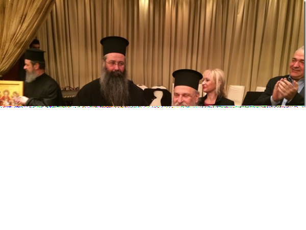 You are currently viewing Τον Μητροπολίτη Λαρίσης τίμησε ο Κίτρους Γεώργιος