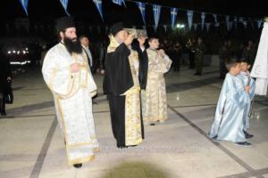 Η Χαλκίδα υποδέχθηκε τα Τίμια Λείψανα των Αγίων Ραφαήλ, Νικολάου και Ειρήνης (ΦΩΤΟ)