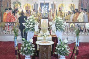 Ετήσιο Μνημόσυνο Επισκόπου Ευμενείας κυρού Μαξίμου στη Στυλίδα (ΦΩΤΟ)