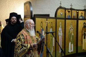 Η Ομιλία του Οικουμενικού Πατριάρχου κατά το Συλλείτουργο των Προκαθημένων της Ορθοδοξίας στο Σαμπεζύ