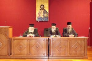 Κόρινθος: Ομιλία για την ποιμαντική στρατηγική της ενορίας από τον μητροπολίτη Καισαριανής