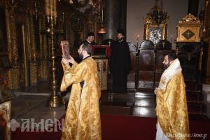 Σεμνά και ταπεινά εόρτασε τα ονομαστήριά του  ο Μητροπολίτης Σηλυβρίας Μάξιμος