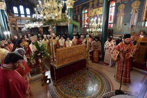 Η Όσσα του Λαγκαδά τίμησε την αγία της