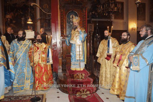 You are currently viewing Εορτή του Αγίου Οσιομάρτυρος Παύλου στην Ι.Μ. Πατρών