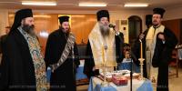 Με 350 στελέχη των Τομέων Νεότητας συναντήθηκε ο Πειραιώς Σεραφείμ